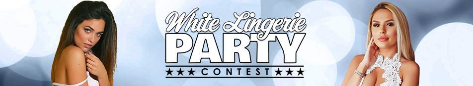 White Lingerie Party Discount